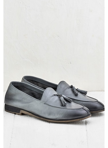 Elle Ayakkabı Gri